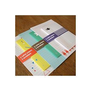 [韓国雑貨][MMMG]LETTER PAPER SET[選べる3セット][韓国 お土産][可愛い][かわいい][文房具][文具]|seoul4