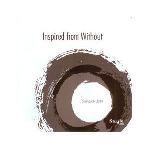 チョン・サンジク作品集 / 音楽と絵が共存するクラシックVOL.2 : INSPIRED FROM WITHOUT MZD1127 [クラシック][CD]