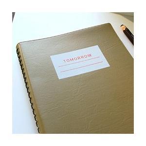 [韓国雑貨][MMMG]いつからでもスタートできる万年ダイアリー TOMORROW-S[caramal][スケジュール帳][手帳][日記帳][韓国文房具]TBT564678|seoul4