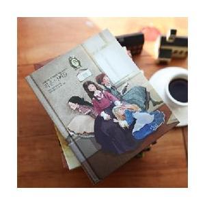 [韓国雑貨]ハングル童話で勉強 /若草物語/ (大人のための童話)[可愛い][かわいい][韓国 お土産]BBS836246|seoul4