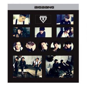 BIGBANG 「ALIVE」記念ステッカーセット (2枚セット) [数量限定] [シール] [BIGBANG] YG942 [CD]|seoul4