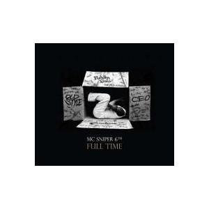 MC SNIPER / FULL TIME[韓国 CD][ラッパー]PCLD00082|seoul4