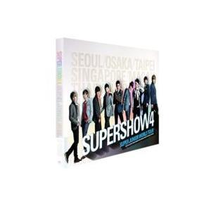 SUPER JUNIOR / (写真集)ワールドツアー 「SUPER SHOW 4」 コンサートフォトブック [SUPER JUNIOR] 759243