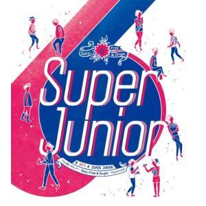 SUPER JUNIOR / SPY (6集・Repackage) [SUPER JUNIOR] SMK0204 [CD]