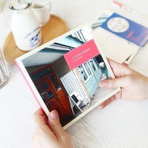 [韓国雑貨] 何気ない日常を切り抜いたソウルの素顔 TRAVEL PAPER from SEOUL [50sheet] [輸入雑貨] [文房具] [文具] [かわいい] TBT706498|seoul4