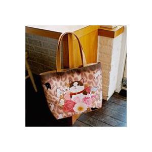 [韓国雑貨]choo choo EDEN bag[leopard cookie][猫][韓国 お土産][可愛い][かわいい]|seoul4