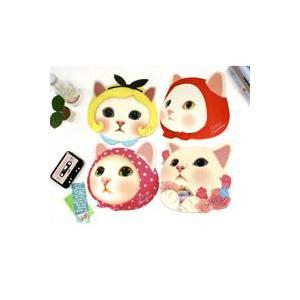 [韓国雑貨]choo choo & friends mouse pad[選べる2種セット][韓国 お土産][可愛い][かわいい]13K215021230842|seoul4