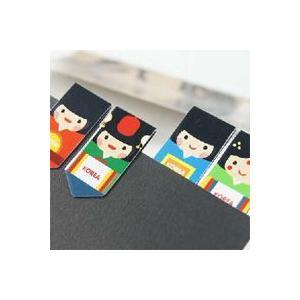 [韓国雑貨] 伝統キャラクター マグネットブックマーク [2つセット] [輸入雑貨] [かわいい] bbs987074|seoul4