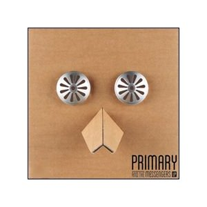 PRIMARY / PRIMARY AND THE MESSENGERS LP[韓国 CD][ラッパー]CMCC10015|seoul4