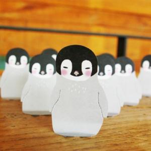 [韓国雑貨] ベビー皇帝ペンギンメモイット (2セット) [メモ帳] [輸入雑貨] [文房具] [文具] [かわいい] [文房具] [文具] 13k215020758488|seoul4