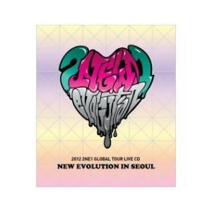 2NE1 / 2012 2NE1 GLOBAL TOUR L...