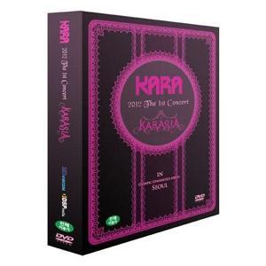 KARA / (DVD・3Disc)2012 THE 1ST...