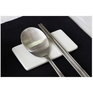 [韓国雑貨]これがないと始まらない スッカラ&チョッカラ お箸&スプーン 2膳セット[ゴールド / シルバー][韓国食器][お土産][可愛い][かわいい]|seoul4|03