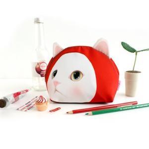 [韓国雑貨]choo choo dolly mimi pouch[red hood][韓国 お土産][可愛い][かわいい]13K215021935058|seoul4