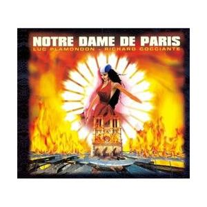 (ミュージカルOST) / NOTRE-DAME DE PARIS (ノートルダム・ド・パリ) LIVE PALAIS DES CONGRES DE PARIS[OST サントラ][韓国 CD]S70998C