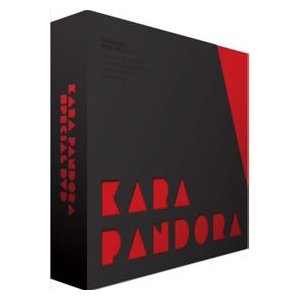 KARA / (DVD・4Disc)PANDORA SPEC...