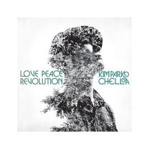 キム・パクチェラ / LOVE PEACE REVOLUTION[韓国 CD]HPCD0239|seoul4
