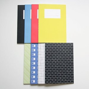 [韓国雑貨][MMMG]どれが届くかお楽しみ クラスノート Ver.8 「ランダム4冊」セット[韓国文房具][可愛い][かわいい][韓国 お土産]TBT929263|seoul4