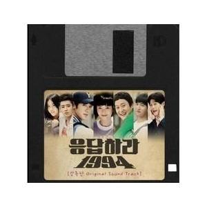 OST (CD+DVD) / 応答せよ1994 (TVN韓国ドラマ) [韓国 ドラマ] [OST] CMAC10219 [CD]|seoul4