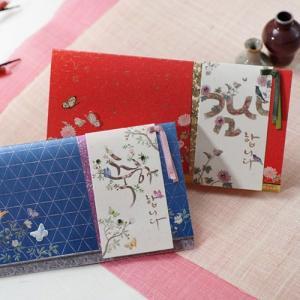 [韓国雑貨]SOMSSI 感謝いたします / お祝いいたします お祝い袋セット [韓国 お土産][可愛い][かわいい][文房具][文具]TBT858496|seoul4