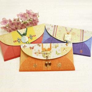 [韓国雑貨] SOMSSI 韓国風お祝い袋 [3枚セット] [輸入雑貨] [かわいい] TBT231551|seoul4