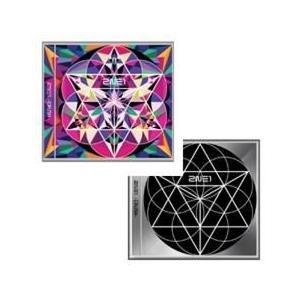 2NE1 / CRUSH (PINK、BLACKから1種をランダム発送) [2NE1] YGK0335 [CD]