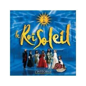 (ミュージカルOST) / LE ROI SOLEIL (太陽王) (2005 FRANCE ORIGINAL CAST RECORDING)[オリジナルサウンドトラック サントラ][韓国 CD]WKP2D0317|seoul4