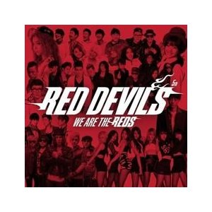 RED DEVIL [THE SHOUTS OF REDS] / WE ARE THE REDS KTMCD0342 [CD]