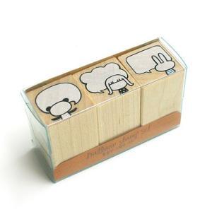 [韓国雑貨]SSOMSI ふきだしスタンプセット [韓国 お土産][可愛い][かわいい][文房具][文具]TBT217809|seoul4