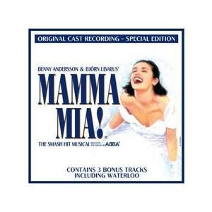 (ミュージカルOST) / MAMMA MIA ORIGINAL CAST RECORDING (SPECIAL EDITION)[10TH ANNIVERSARY][オリジナルサウンドトラック サントラ][韓国 CD]DC30909|seoul4