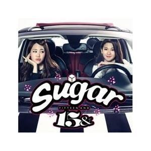 15& / SUGAR [15&] JYPK0383 [CD]