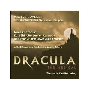 (ミュージカルOST) / DRACULA (ドラキュラ)THE STUDIO CAST RECORDING[オリジナルサウンドトラック サントラ][韓国 CD]DU42093