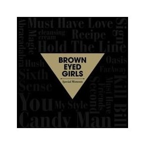 BROWN EYED GIRLS / BEST [SPECIAL MOMENTS] [BROWN EYED GIRLS] L100004924 [CD]