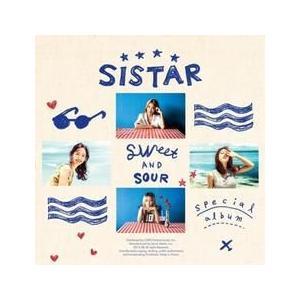 SISTAR / SWEET & SOUR (SPECIAL ALBUM) [SISTAR] L100004928 [CD]