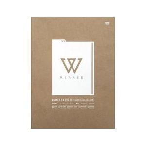 WINNER / (DVD・4disc)WINNER TV DVD [EPISODE COLLECTION] [韓国版] YGM0390