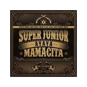SUPER JUNIOR / MAMACITA [SUPER JUNIOR] SMK0423 [CD]