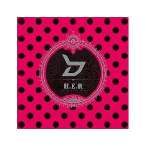 BLOCK B / H.E.R (SPECIAL EDITION CD+DVD) [BLOCK B] CMCC10389 [CD]