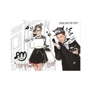 ALMENG / COMPOSING OF LOVE CMCC10427 [CD]