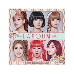 LABOUM / PETIT MACARON : DATA PACK[LABOUM]CMDC10431[韓国 CD]|seoul4