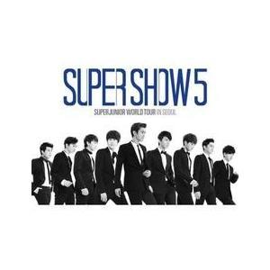 SUPER JUNIOR / DVD (2disc)WORLD TOUR IN SEOUL [SUPER SHOW 5] [SUPER JUNIOR] 430513
