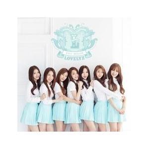 LOVELYZ / HI〜 (REPAKAGE)[韓国 CD]L200001087 seoul4