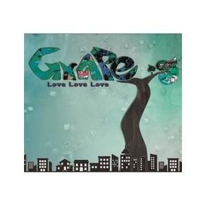 GRAPE T / LOVE LOVE LOVE[韓国 CD]CMDC10489