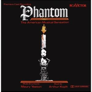 (ミュージカルOST) / PHANTOM (ジキル博士とハイド)PREMIERE CAST RECORDING[オリジナルサウンドトラック サントラ][韓国 CD]S80214C|seoul4