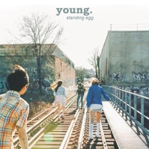 STANDING EGG / YOUNG (ミニアルバム) WMED0179 [STANDING EGG][CD]