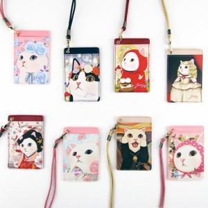 [韓国雑貨]choo choo card neck strap3[韓国 雑貨][アジアン雑貨]|seoul4