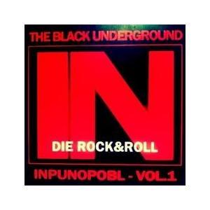 THE BLACK UNDERGROUND / INDIE ROCK & ROLL [THE BLACK UNDERGROUND] MBMC1252 [CD]