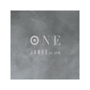 2PM ジュノ / BEST ALBUM (ONE) [2PM ジュノ] JYPK0564 [CD]