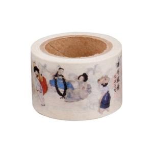 [韓国雑貨] 韓国の伝統的な?マスキングテープ≪選べる2つセット≫ [輸入雑貨] [文房具] [文具] [かわいい] tbt1314368|seoul4