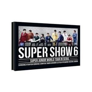 SUPER JUNIOR / DVD (2disc)WORLD TOUR IN SEOUL [SUPER SHOW 6] [SUPER JUNIOR] 430995