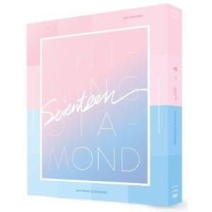 SEVENTEEN / (DVD・2disc) 2016 LIKE SEVENTEEN - SHINING DIAMOND CONCERT DVD (再発売)[SEVENTEEN]|seoul4